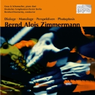 Bernd Alois Zimmermann - Dialoge, Monologe, Perspektiven