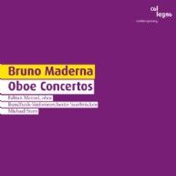 Bruno Maderna - Oboe Concertos