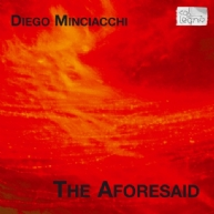 Diego Minciacchi - The Aforesaid