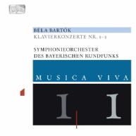 Béla Bartók - piano concertos 1, 2, 3