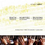Kurtág • Bach • Busoni