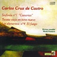 Carlos Cruz de Castro - Sinfonia no.1 Canarias