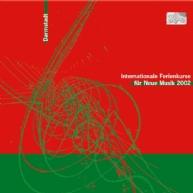 Darmstadt Internationale Ferienkurse 2002