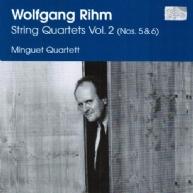 Wolfgang Rihm - String Quartets Vol.2