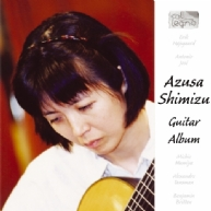 Azusa Shimizu - Guitar Album