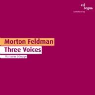 Morton Feldman - Three Voices