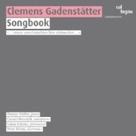 Clemens Gadenstätter - Songbook # 0-11, akkor(d/t)anz