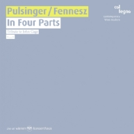Pulsinger / Fennesz - In Four Parts