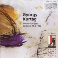 György Kurtág - Portrait Salzburg 1993