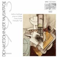 Donaueschinger Musiktage 1993