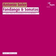 Antonio Soler - Fandango & Sonatas