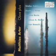 Matthias Arter - oboe plus