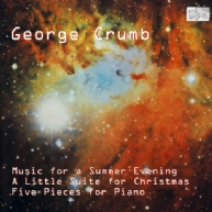 George Crumb - Music for a summer evening