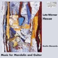 Lutz-Werner Hesse - Mandolin & Guitar