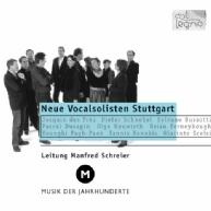 Neue Vocalsolisten Stuttgart - Portrait