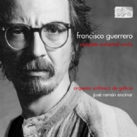 Francisco Guerrero - orchestral works
