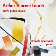 Arthur Vincent Lourié - early piano music