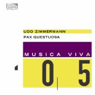 Udo Zimmermann - PaxQuestuosa
