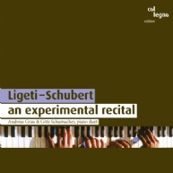 Ligeti / Schubert - an experimental recital