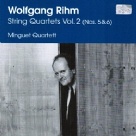Wolfgang Rihm - String Quartets Vol.2