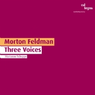 Morton Feldman - Three Voices