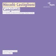 Niccolò Castiglioni - Cangianti