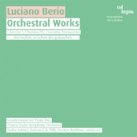 Luciano Berio - Orchestral Works