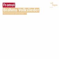 Franui - Brahms Volkslieder
