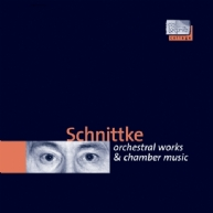 Alfred Schnittke - orchestral works & chamber music