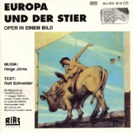 Helge Jörns - Europa und der Stier