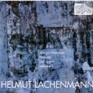 Helmut Lachenmann - Allegro Sostenuto