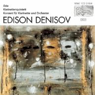 Edison Denisov - Clarinet Concerto