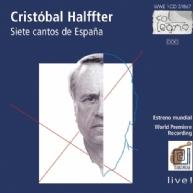 Cristóbal Halffter - Siete Cantos de Espana