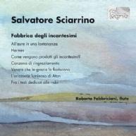 Salvatore Sciarrino - Fabbrica degli incantesimi