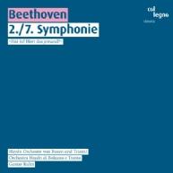 Ludwig van Beethoven - Symphonies 2 & 7