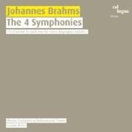 Johannes Brahms - The 4 Symphonies