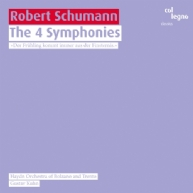 Robert Schumann - The 4 Symphonies